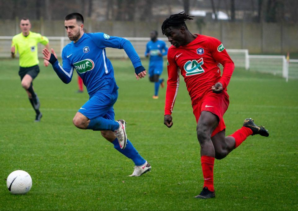 Assane Toure rejoint l'Us Chantilly