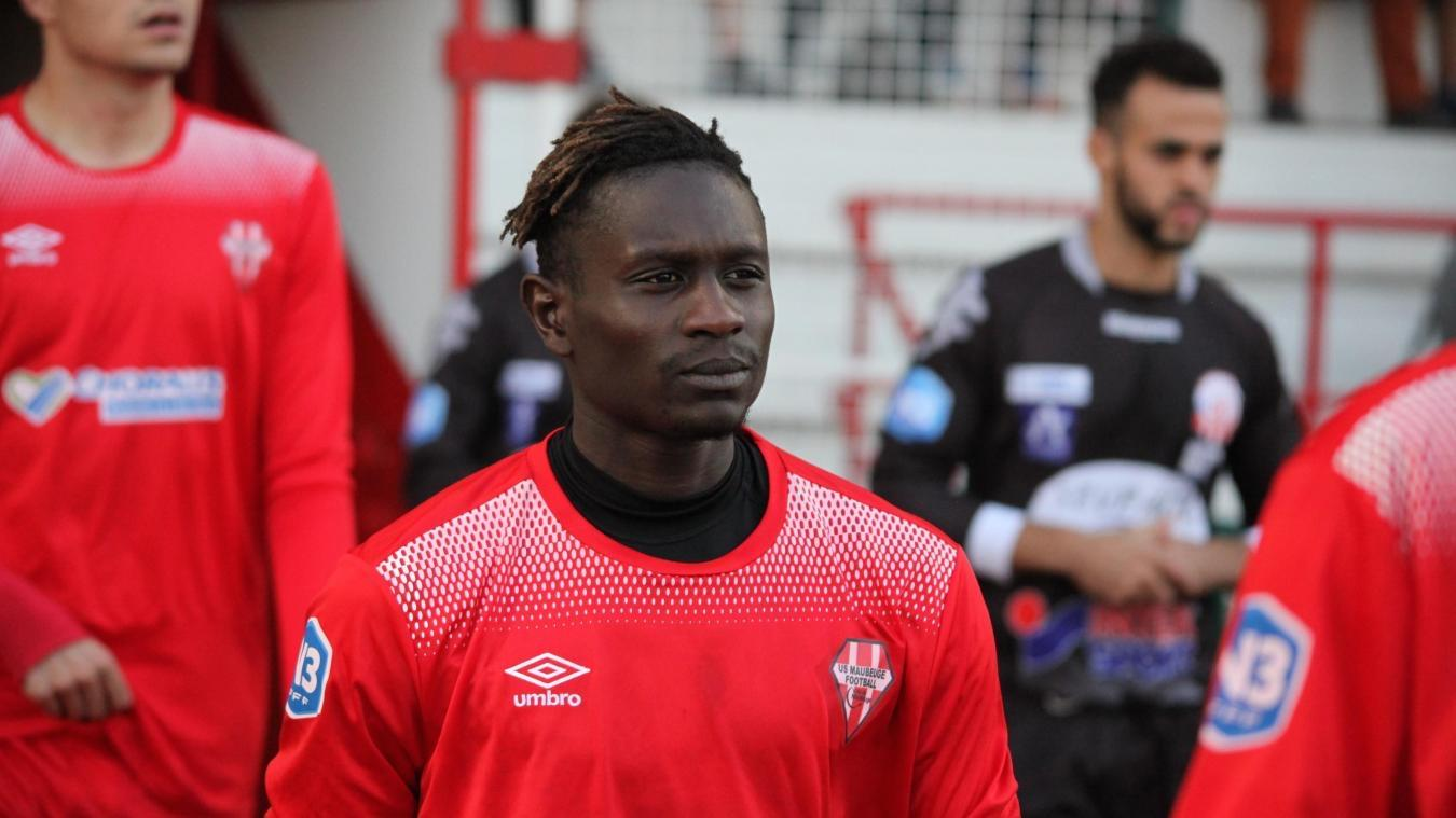 Aboubacar Toure arrive à l'Us Chantilly